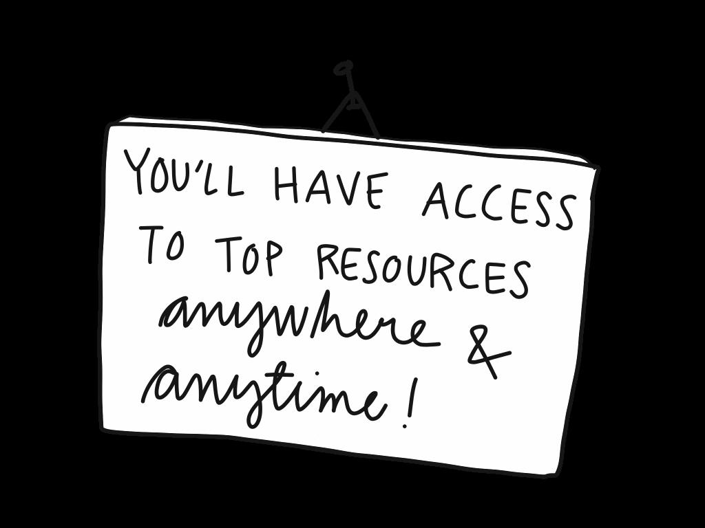 access eresources